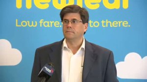 NewLeaf CEO talks CTA review, flights being grounded